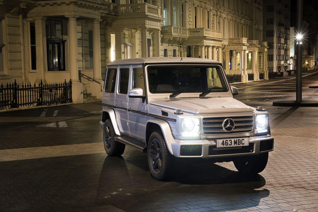 Image 3: Mercedes-Benz G Class Diesel Station Wagon G400d AMG Line Premium Plus 5dr 9G-Tronic