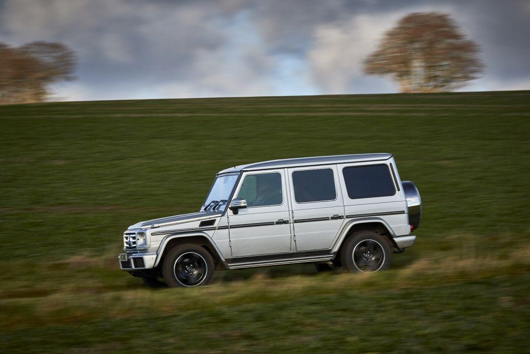 Image 5: Mercedes-Benz G Class Diesel Station Wagon G400d AMG Line Premium Plus 5dr 9G-Tronic