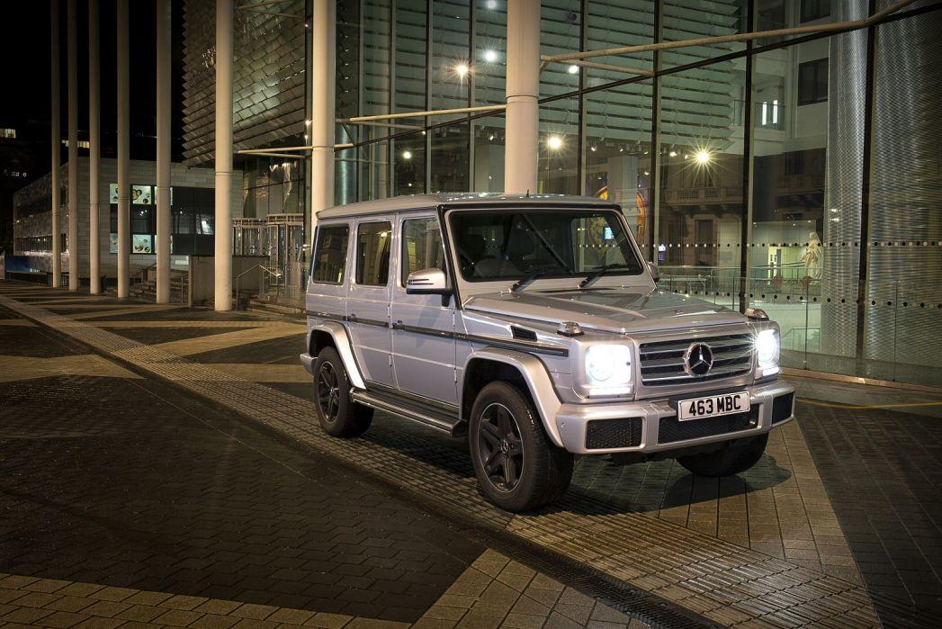 Image 6: Mercedes-Benz G Class Diesel Station Wagon G400d AMG Line Premium Plus 5dr 9G-Tronic