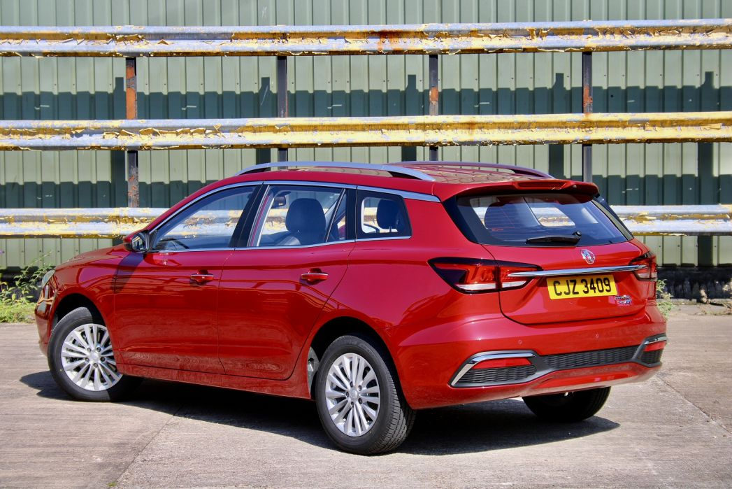 Image 6: MG Motor UK MG5 Electric Estate 115KW Exclusive EV 61KWH 5dr Auto