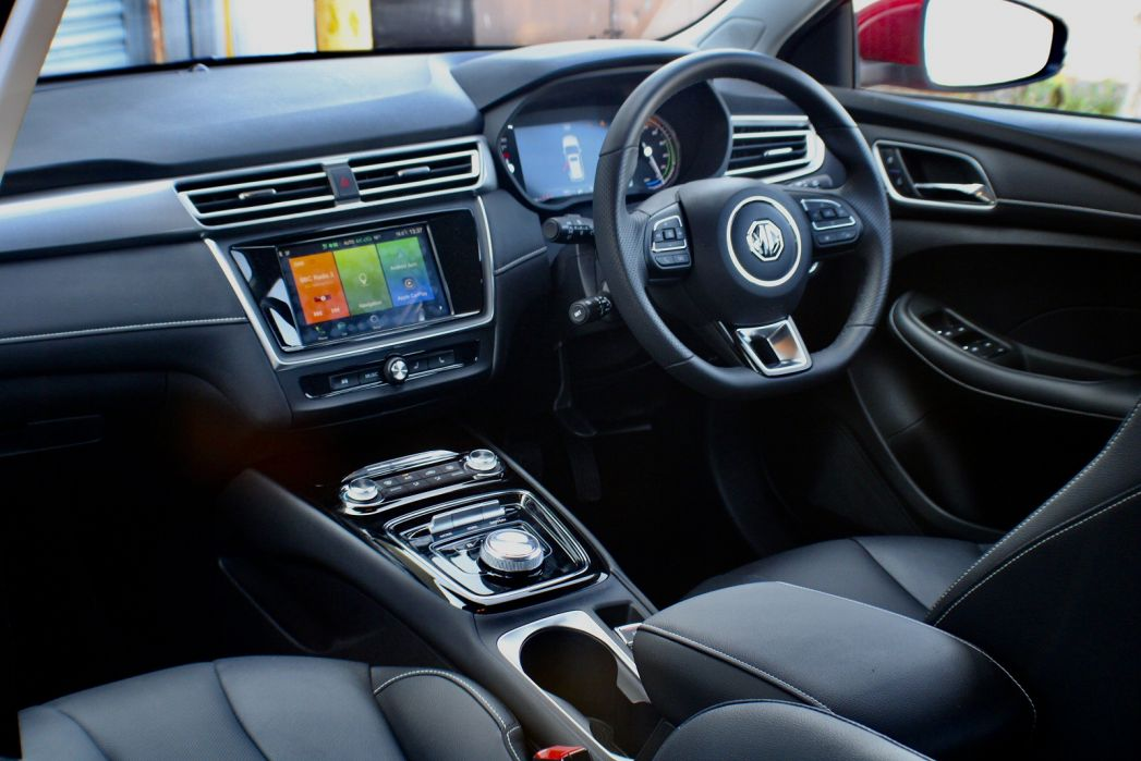 Image 3: MG Motor UK MG5 Electric Estate 115KW Exclusive EV 61KWH 5dr Auto