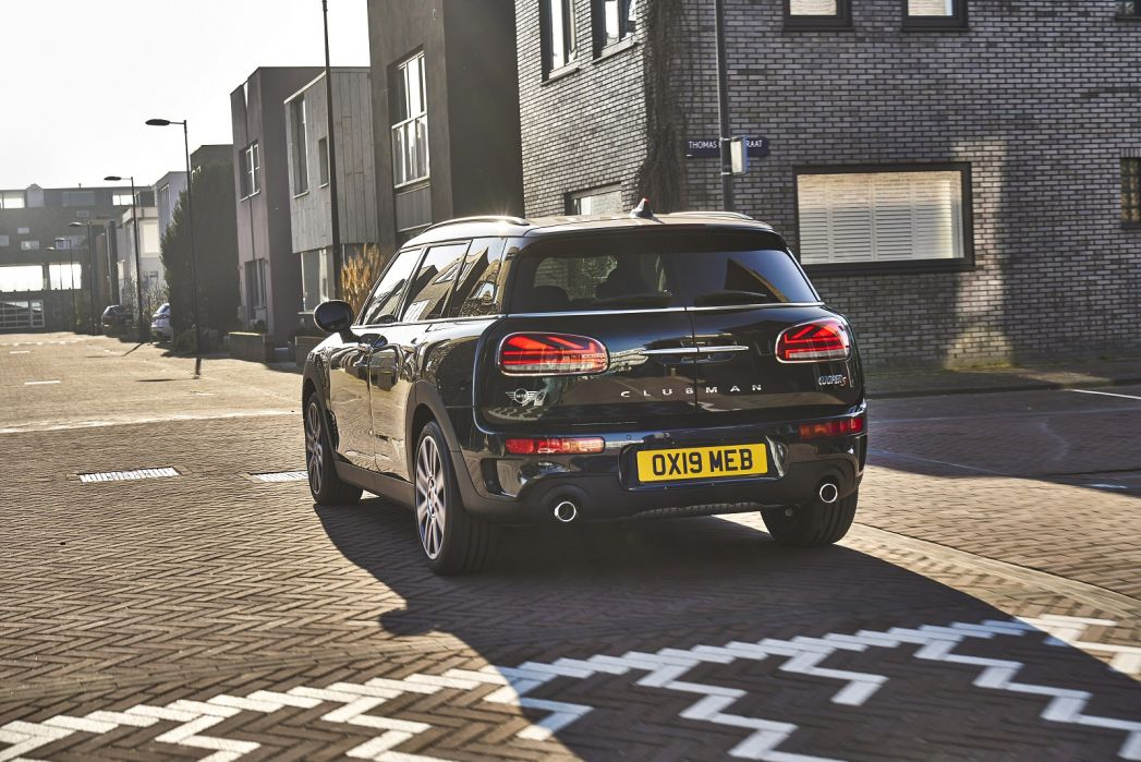 Image 6: Mini Clubman Estate Special Editions 2.0 Cooper S Shadow Edition 6dr Auto