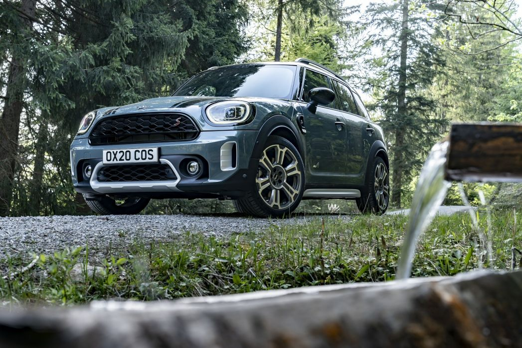 Video Review: Mini Countryman Hatchback 1.5 Cooper S E Sport ALL4 Phev 5dr Auto