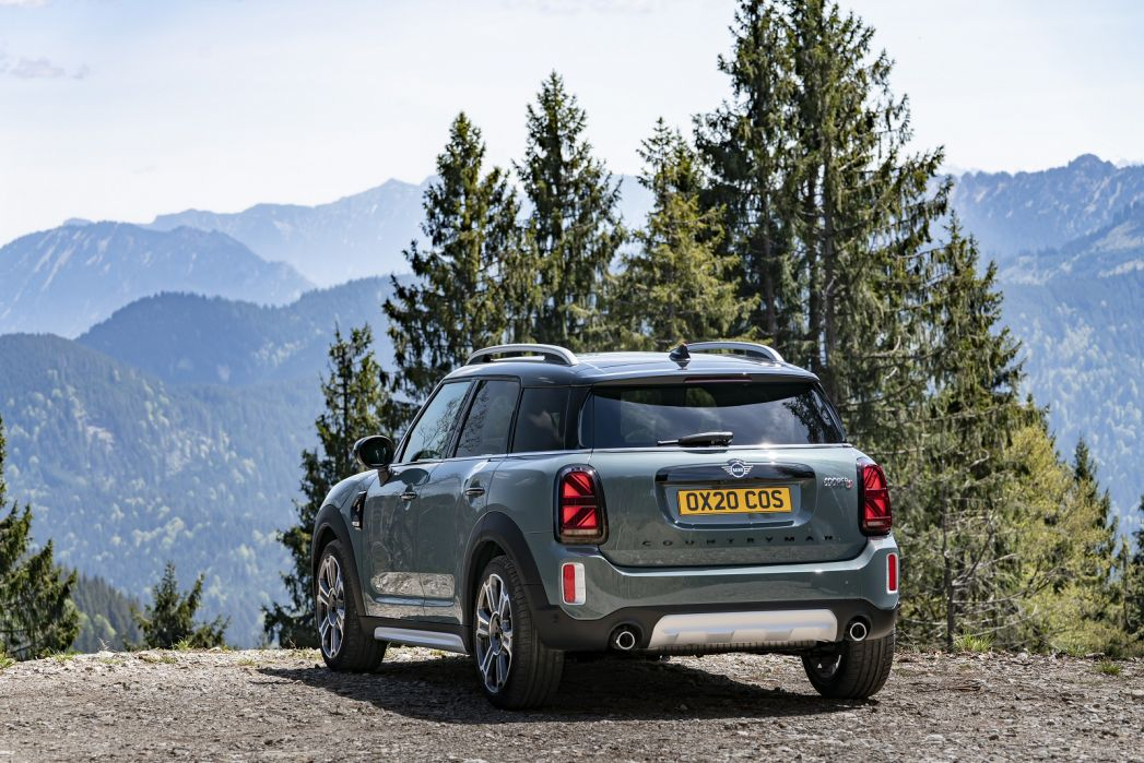 Image 2: Mini Countryman Hatchback 2.0 John Cooper Works ALL4 5dr Auto [NAV+]