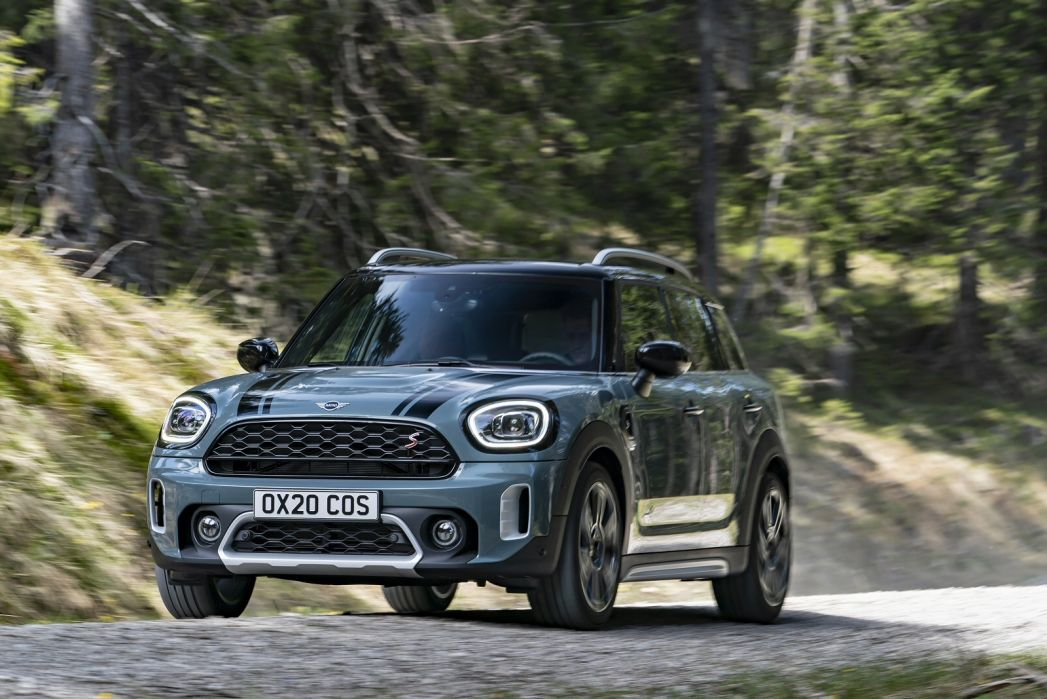 Image 3: Mini Countryman Hatchback 2.0 John Cooper Works ALL4 5dr Auto [NAV+]