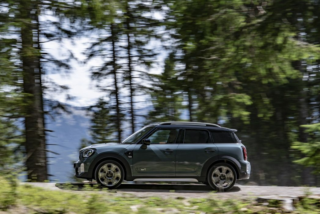 Image 4: Mini Countryman Hatchback 2.0 John Cooper Works ALL4 5dr Auto [NAV+]
