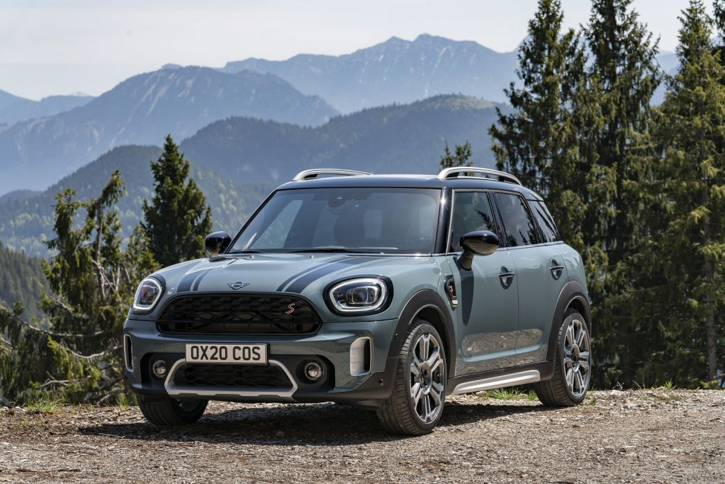 Image 6: Mini Countryman Hatchback 2.0 John Cooper Works ALL4 5dr Auto [NAV+]