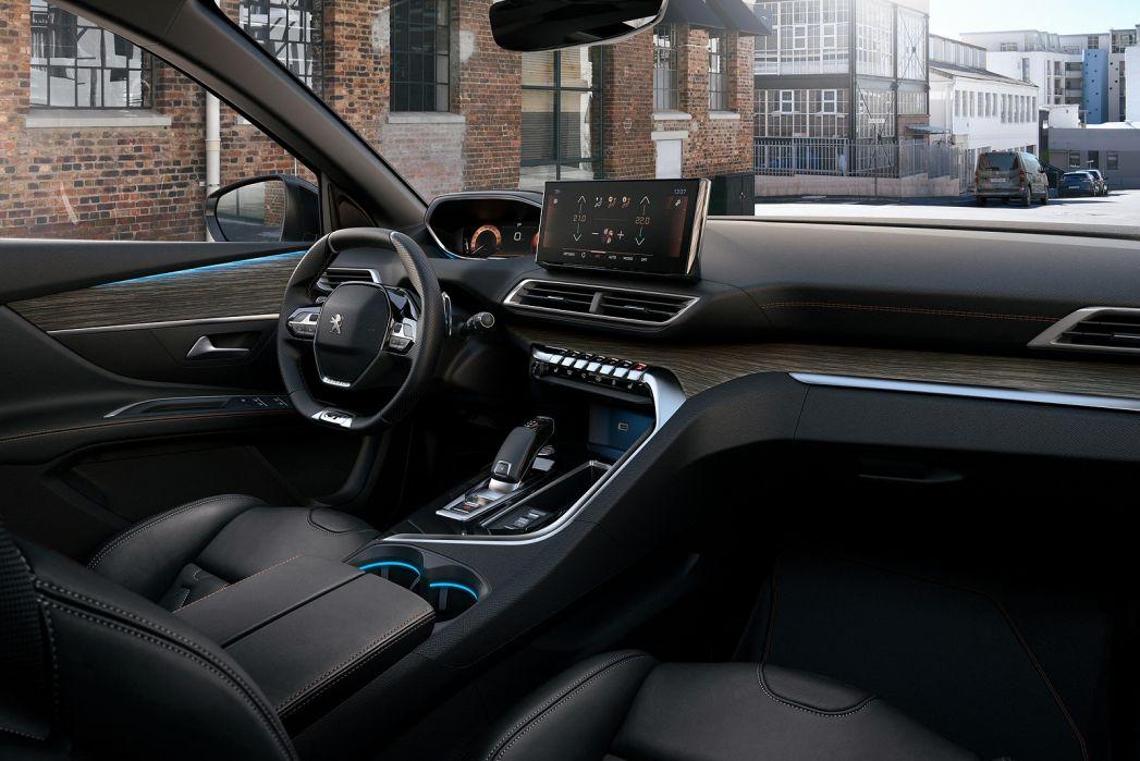 Image 3: Peugeot 5008 Estate 1.2 Puretech Allure Premium 5dr