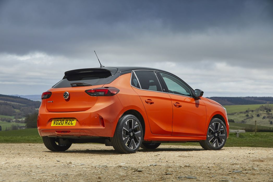 Image 2: Vauxhall Corsa-E Electric Hatchback 100KW Elite NAV Premium 50KWH 5dr Auto [7.4kwch]