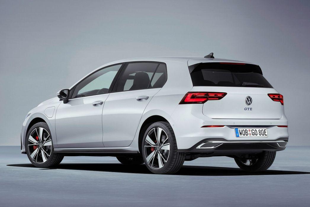 Image 3: Volkswagen Golf Hatchback 1.4 TSI GTE 5dr DSG