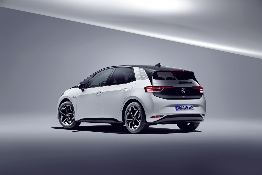 Image 3: Volkswagen ID.3 Electric Hatchback 150KW Life PRO Performance 62KWH 5dr Auto