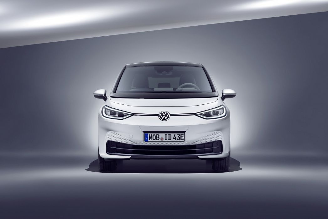 Image 4: Volkswagen ID.3 Electric Hatchback 150KW Life PRO Performance 62KWH 5dr Auto