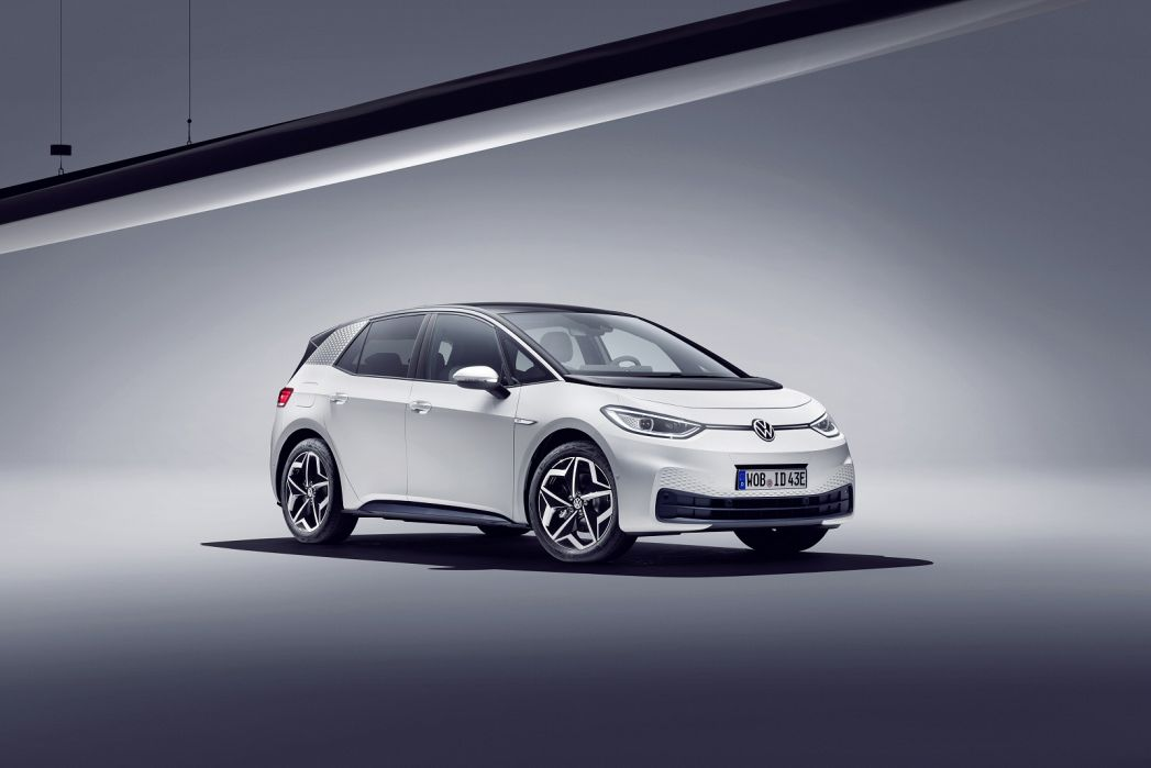 Image 5: Volkswagen ID.3 Electric Hatchback 150KW Life PRO Performance 62KWH 5dr Auto