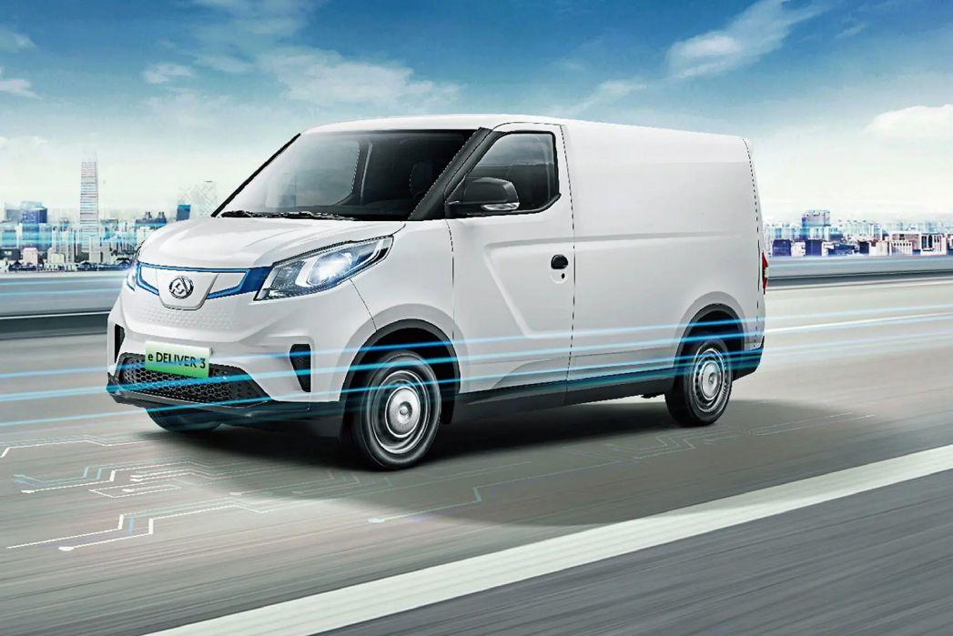 Image 3: Maxus E Deliver 3 L1 Electric 90KW H1 VAN 35KWH Auto