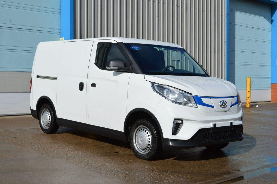 Image 4: Maxus E Deliver 3 L1 Electric 90KW H1 VAN 35KWH Auto