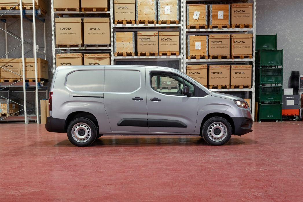 Image 2: Toyota Proace Compact Diesel 1.5D 100 Active VAN