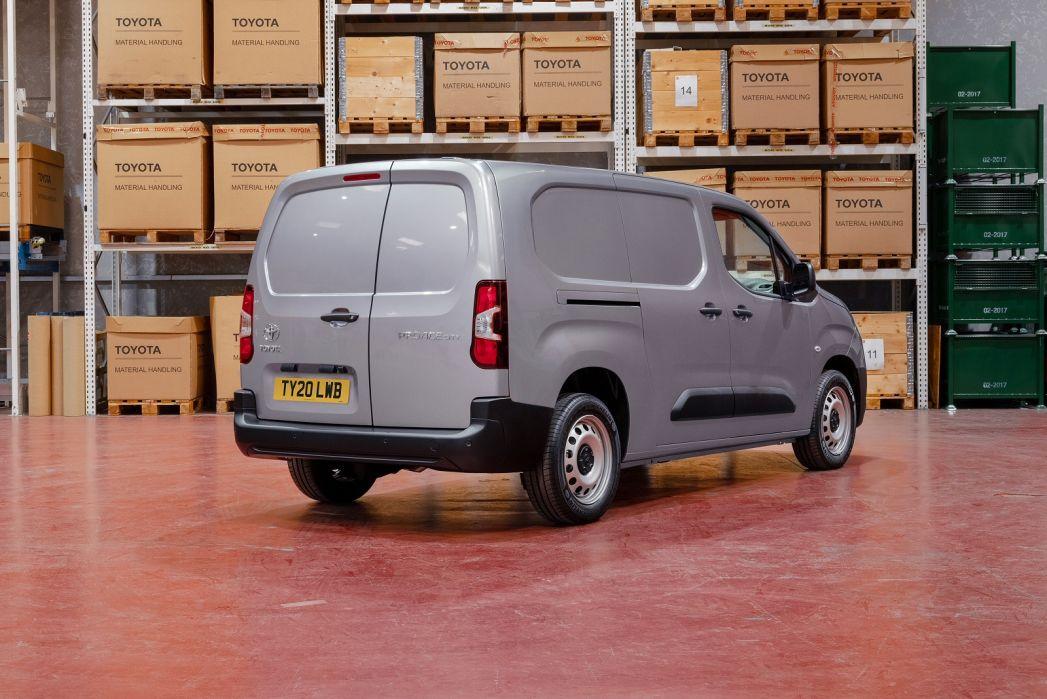 Image 3: Toyota Proace Compact Diesel 1.5D 100 Active VAN