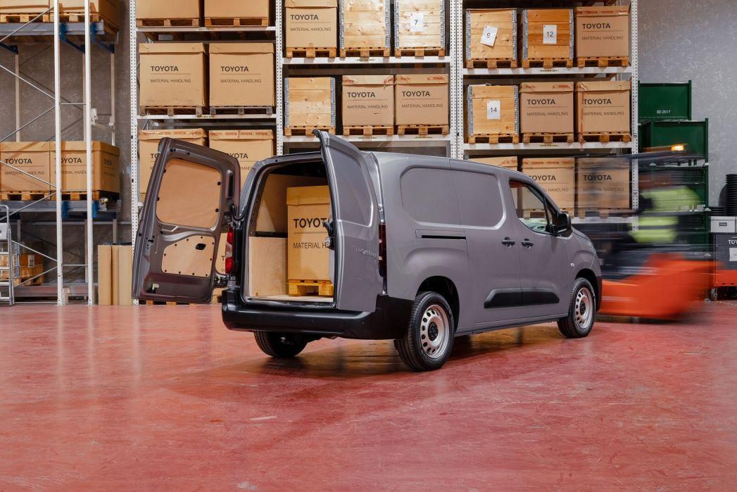 Image 5: Toyota Proace Compact Diesel 1.5D 100 Active VAN