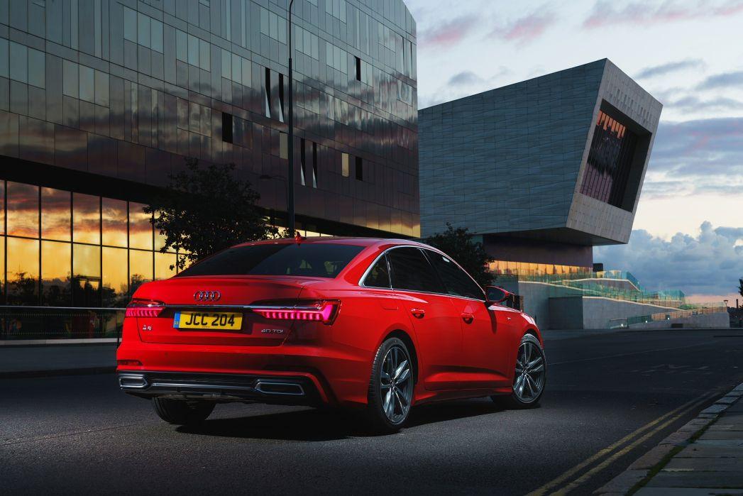 Image 3: Audi A6 Diesel Saloon 40 TDI Sport 4dr S Tronic