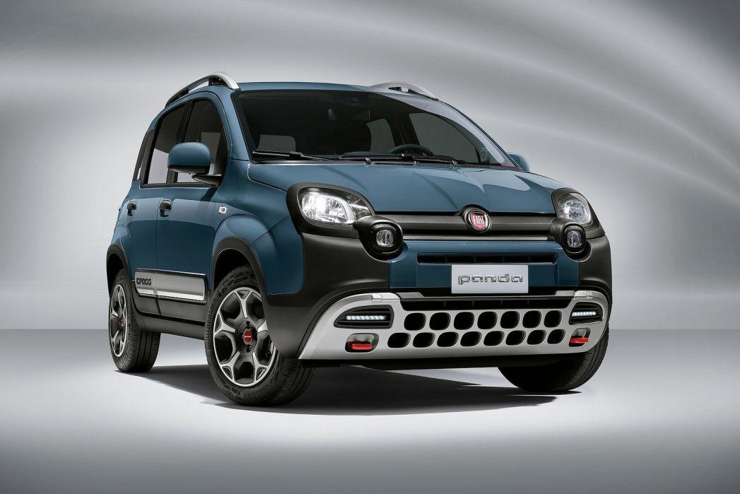 Image 1: Fiat Panda Hatchback 0.9 Twinair [85] Wild 4X4 [5 Seat] 5dr