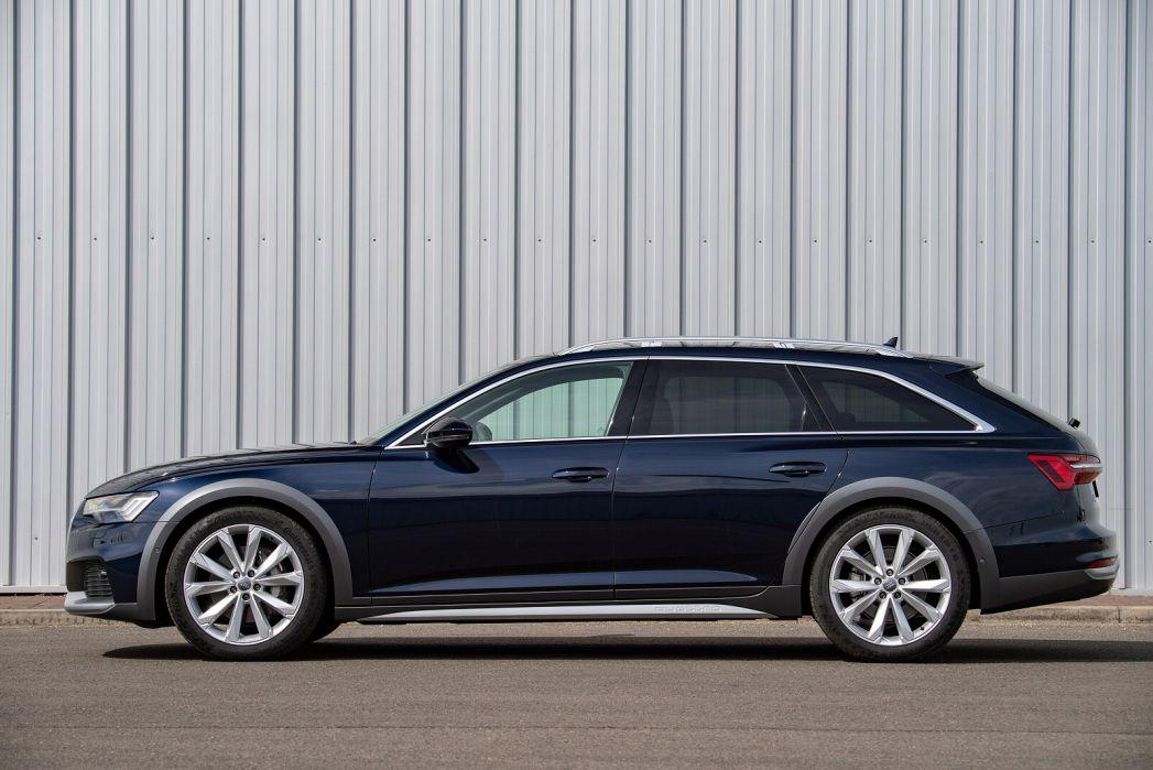 Video Review: Audi A6 Allroad Diesel Estate 45 TDI 245 Quattro Vorsprung 5dr S Tronic