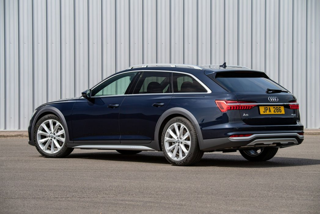 Image 2: Audi A6 Allroad Diesel Estate 45 TDI 245 Quattro Vorsprung 5dr S Tronic