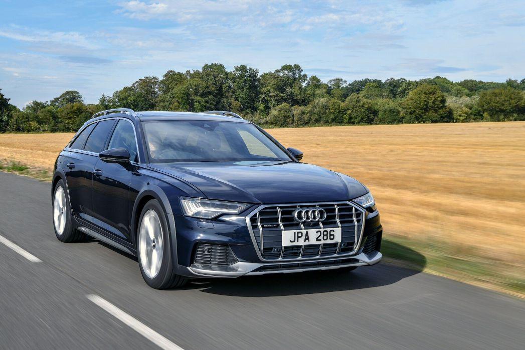 Image 3: Audi A6 Allroad Diesel Estate 45 TDI 245 Quattro Vorsprung 5dr S Tronic