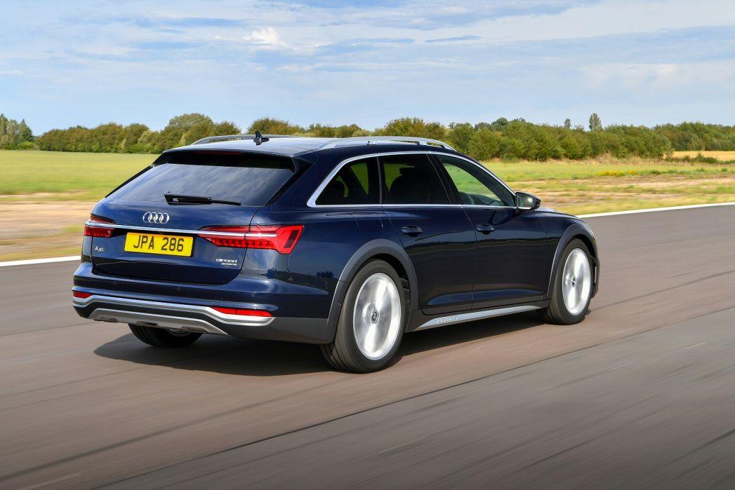 Image 5: Audi A6 Allroad Diesel Estate 45 TDI 245 Quattro Vorsprung 5dr S Tronic