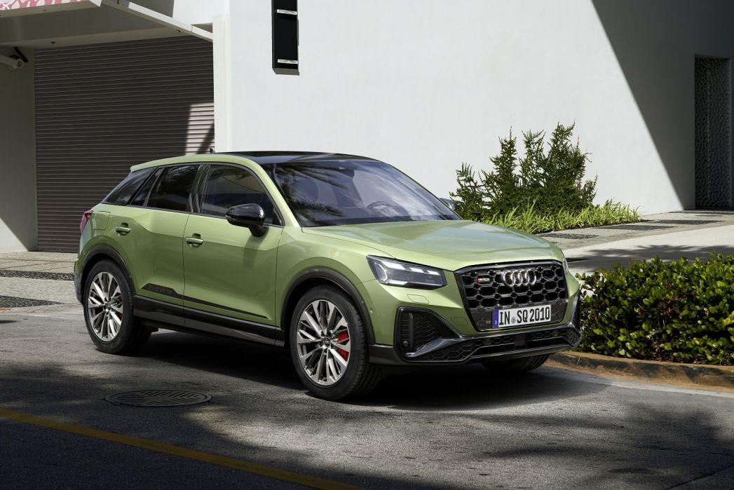 Image 1: Audi Q2 Estate SQ2 Quattro 5dr S Tronic [C+S Pack]