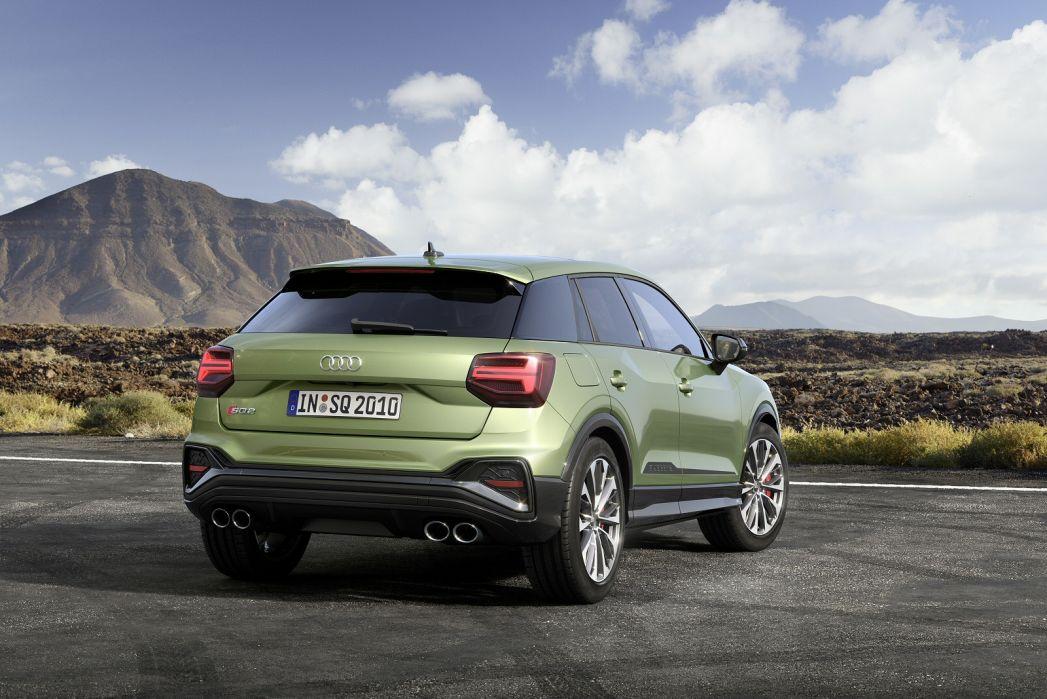 Image 3: Audi Q2 Estate SQ2 Quattro 5dr S Tronic [C+S Pack]