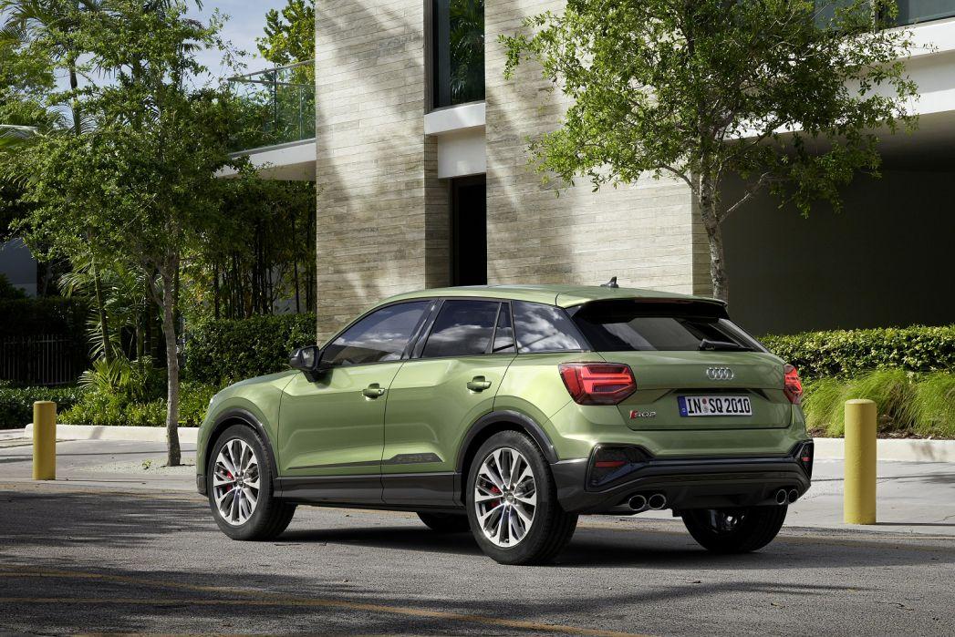 Image 4: Audi Q2 Estate SQ2 Quattro 5dr S Tronic [C+S Pack]