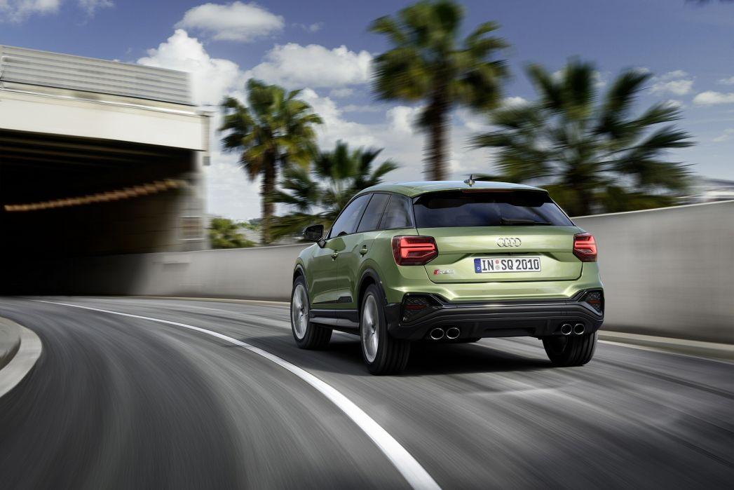 Image 6: Audi Q2 Estate SQ2 Quattro 5dr S Tronic [C+S Pack]