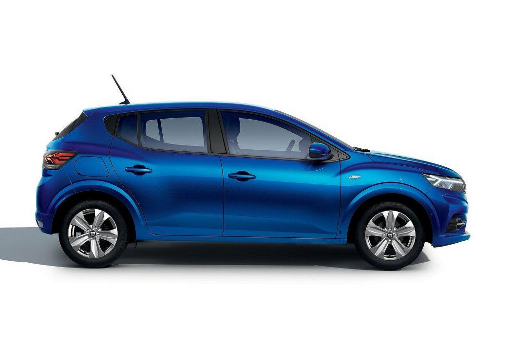 Image 2: Dacia Sandero Hatchback 1.0 TCE Comfort 5dr CVT