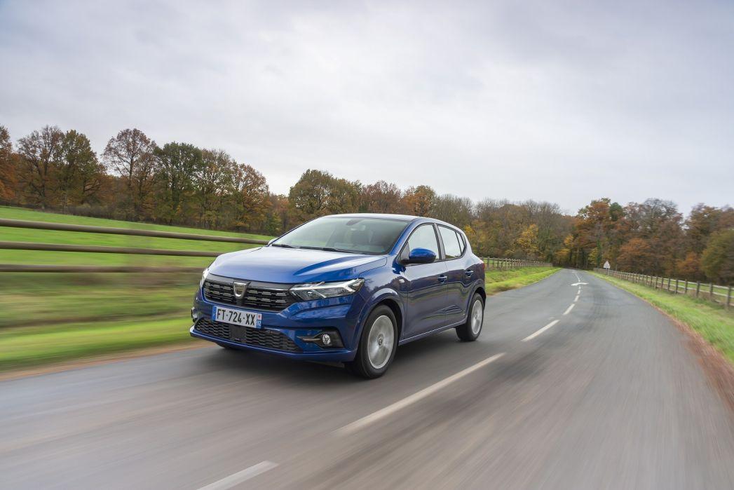 Image 5: Dacia Sandero Hatchback 1.0 TCE Comfort 5dr CVT