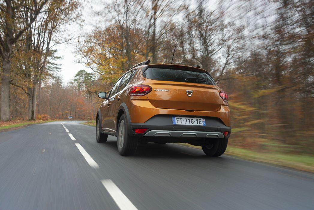 Image 4: Dacia Sandero Stepway Hatchback 1.0 TCE Comfort 5dr CVT