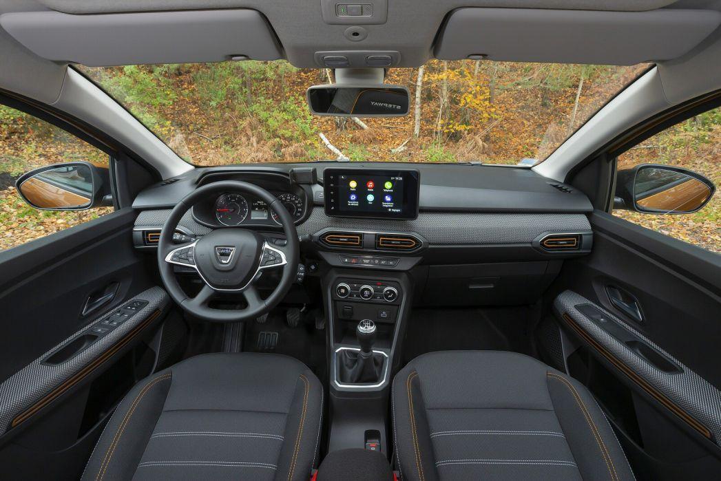 Image 6: Dacia Sandero Stepway Hatchback 1.0 TCE Comfort 5dr CVT