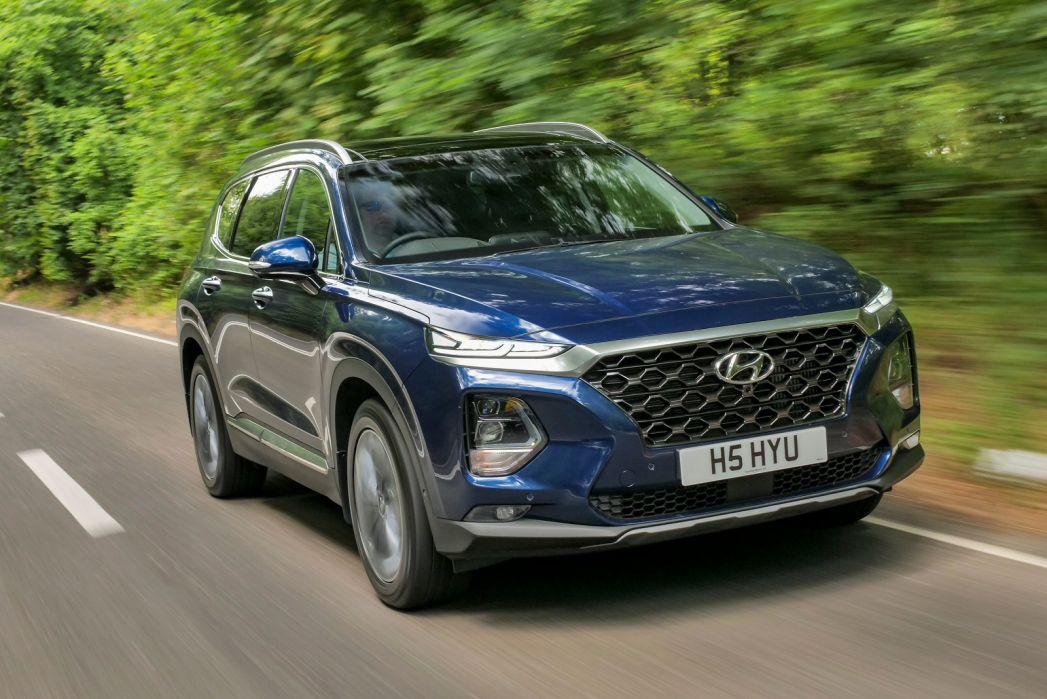 Image 2: Hyundai Santa FE Estate 1.6 Tgdi Hybrid Premium 5dr Auto