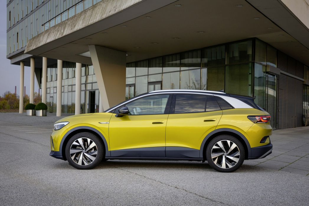 Image 2: Volkswagen ID.4 Electric Estate 150KW Life PRO Performance 77KWH 5dr Auto