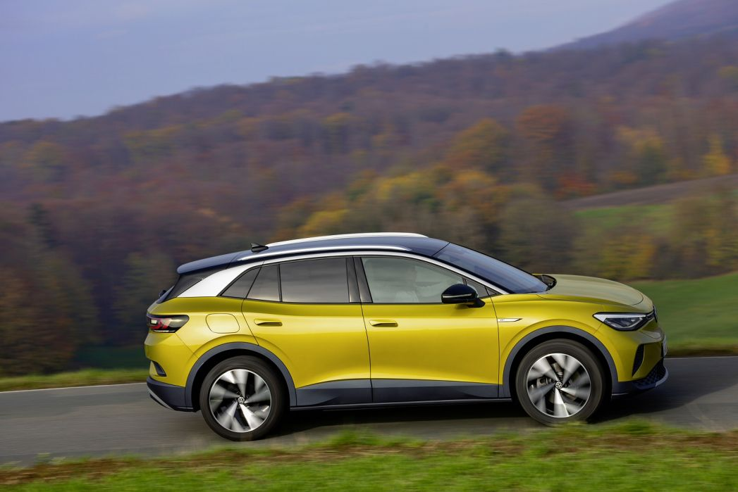 Image 5: Volkswagen ID.4 Electric Estate 150KW Life PRO Performance 77KWH 5dr Auto
