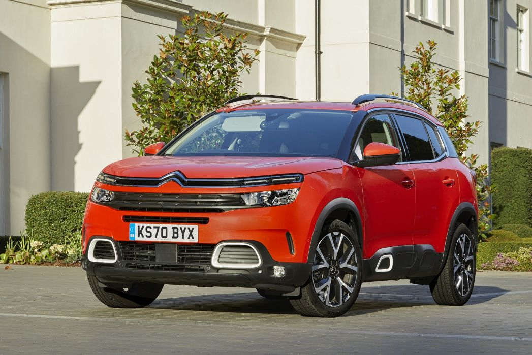 Image 4: Citroen C5 Aircross Diesel Hatchback 1.5 Bluehdi 130 Shine Plus 5dr
