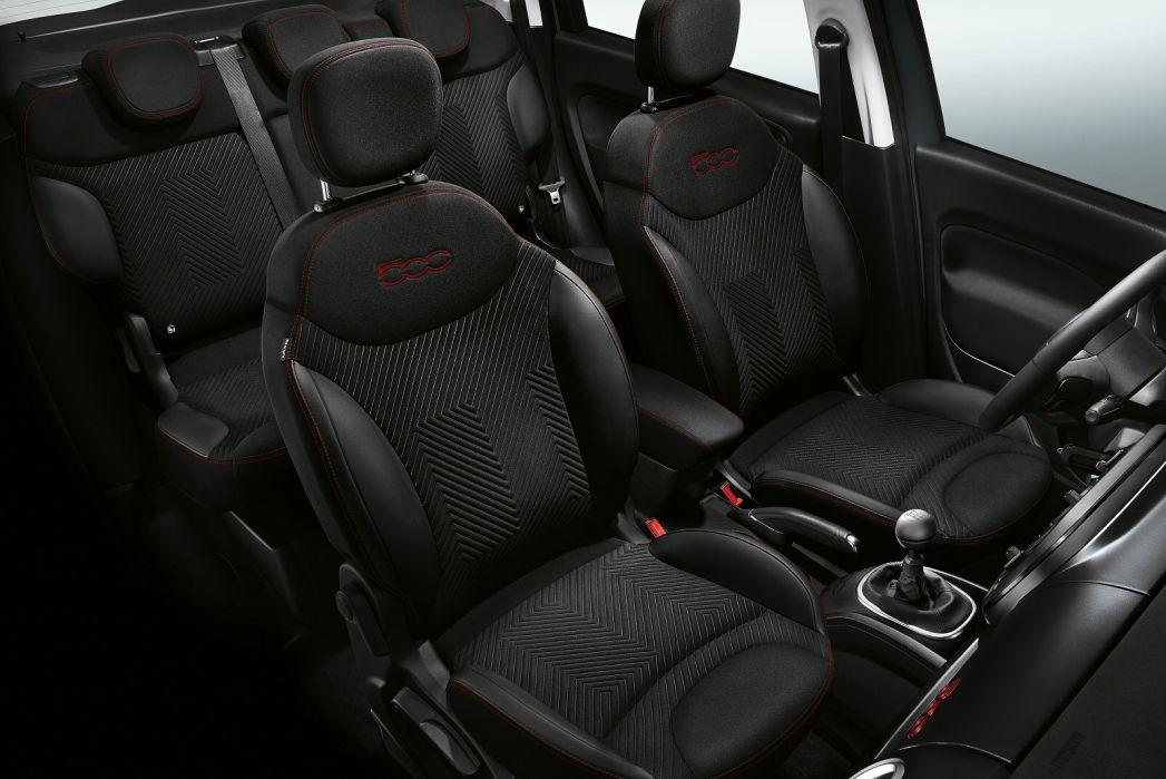 Image 5: Fiat 500L Hatchback 1.4 POP 5dr [POP Pack]