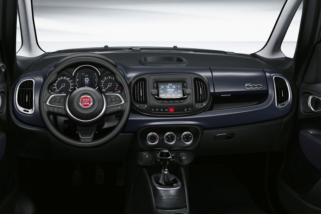 Image 6: Fiat 500L Hatchback 1.4 POP 5dr [POP Pack]