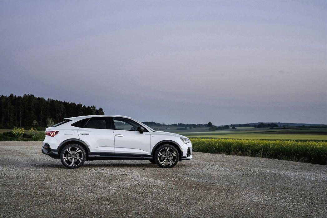Image 2: Audi Q3 Sportback 45 Tfsi 245 Quattro Vorsprung 5dr S Tronic