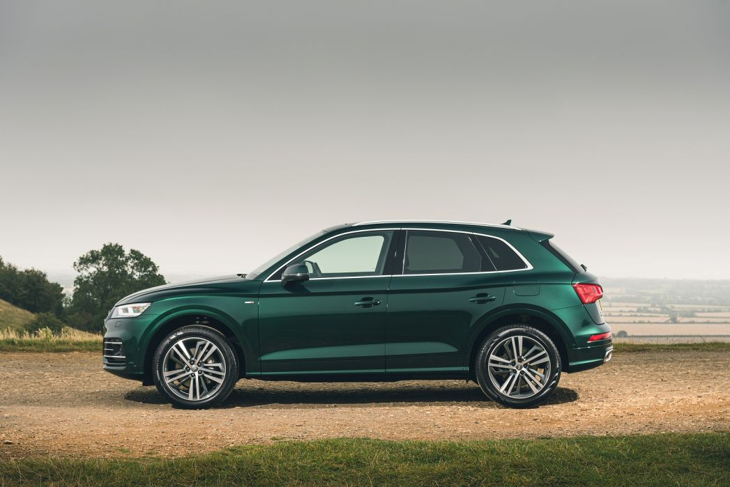 Video Review: Audi Q5 Estate 55 Tfsi E Quattro Competition 5dr S Tronic