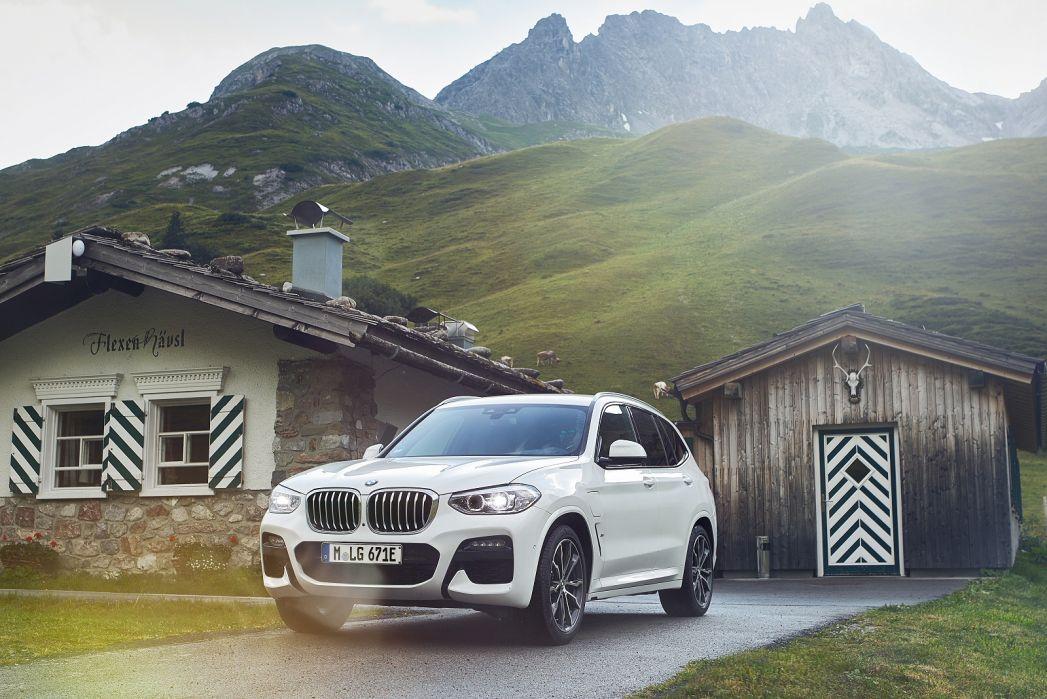 Image 2: BMW X3 Estate Xdrive 30E Xline 5dr Auto