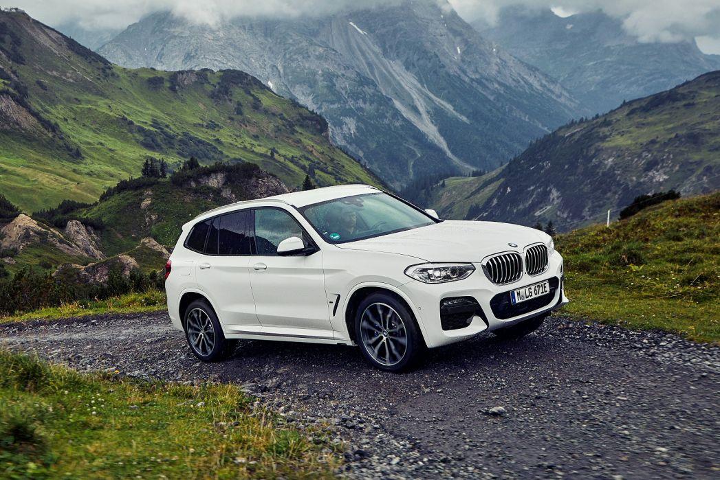 Image 3: BMW X3 Estate Xdrive 30E Xline 5dr Auto