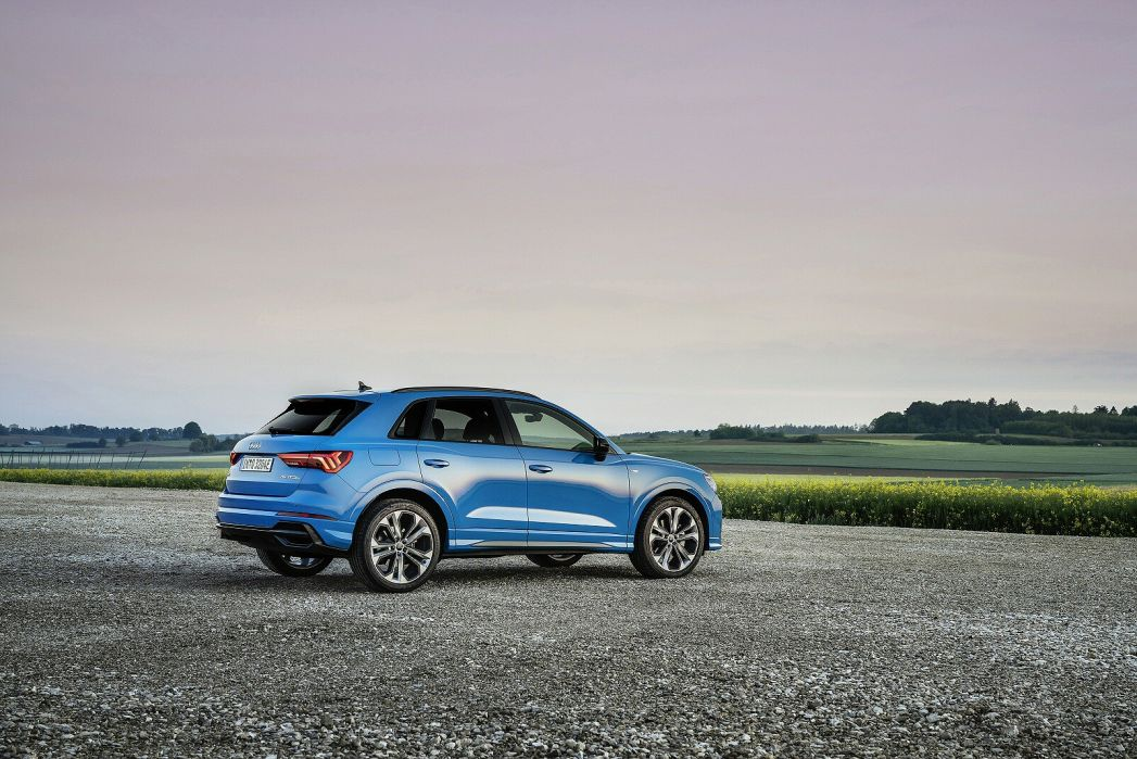 Video Review: Audi Q3 Diesel Estate 35 TDI Technik 5dr [comfort+sound Pack]