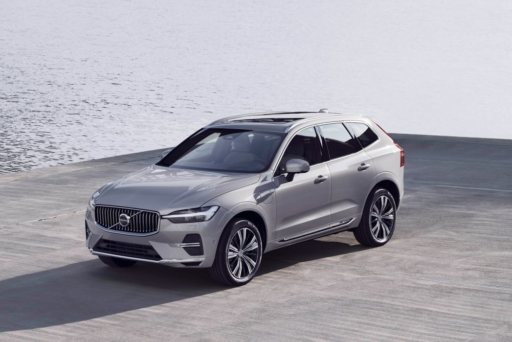 Video Review: Volvo XC60 Estate 2.0 B5P [250] Momentum 5dr Geartronic