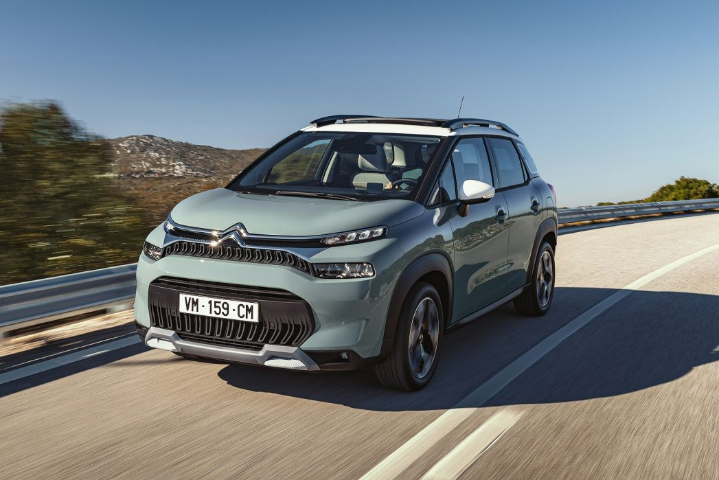Image 2: Citroen C3 Aircross Diesel Hatchback 1.5 Bluehdi Shine Plus 5dr