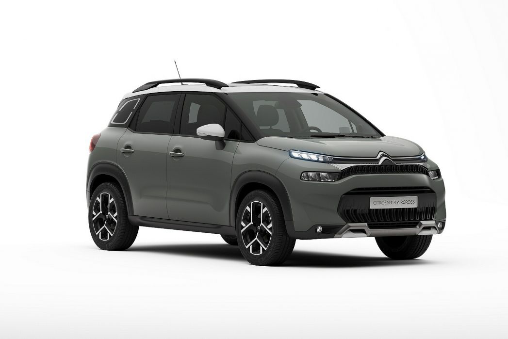 Image 4: Citroen C3 Aircross Diesel Hatchback 1.5 Bluehdi Shine Plus 5dr